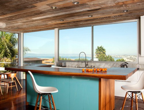 Appealing Ceiling:Warm It Up With Wood