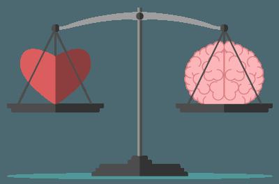 Emotions Versus Logic